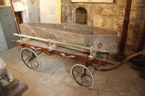 Pauper's coffin from the UK. Richard Croft/Geograph Project/CC attribution license 2.0