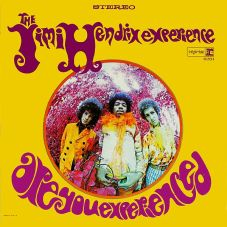 Jimi Hendrix Are You Experienced Cover. CC commons attribution (public domain.) The author is IIanv.