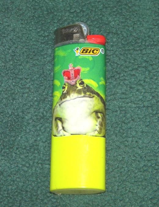BIC Frog