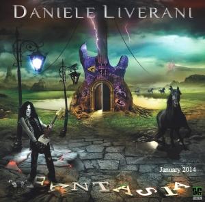 Daniele Liverani Fantasia album cover