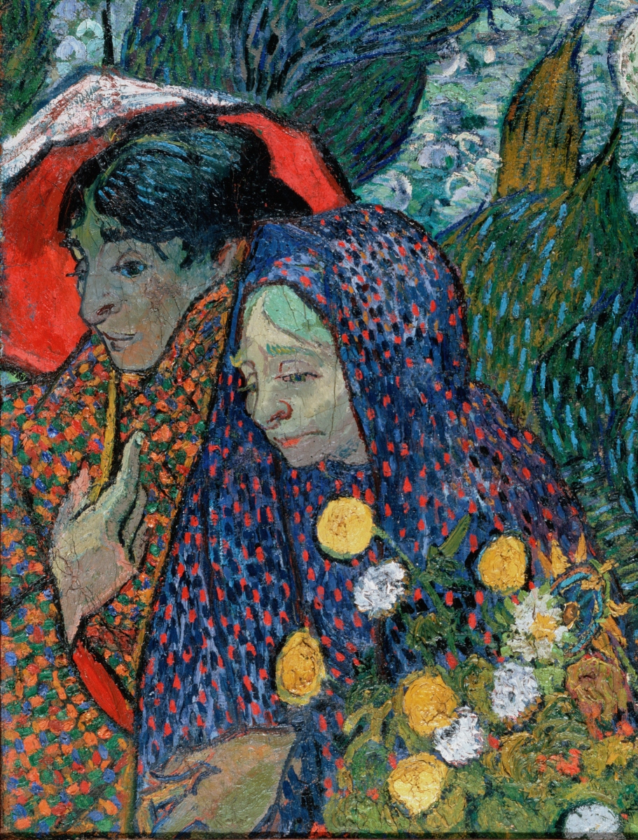 Van Gogh S Arles A Cloisonnist S Delight Music Musicians And More