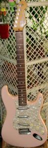 Fender Lipstick Stratocaster Shell Pink-jpg.com